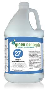 green concepts glass & window cleaner