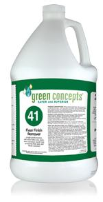 green concepts Green Floor Finish